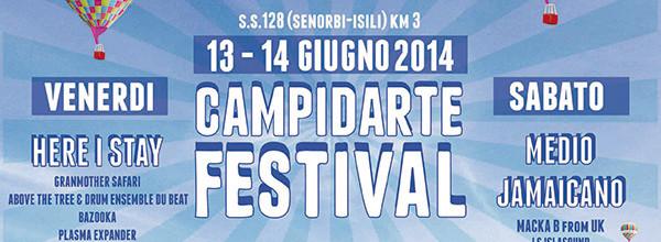 CAMPIDARTE CREATIVE FESTIVAL