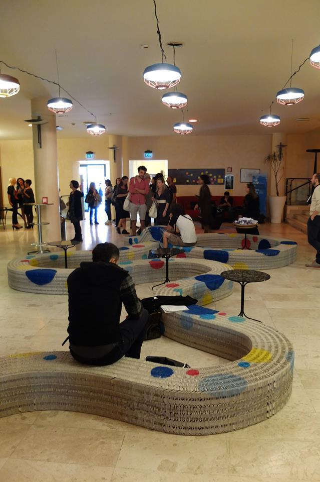 Allestimento design - Teatro Cagliari 2