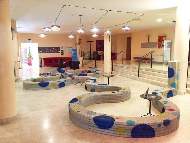 Allestimento design - Teatro Cagliari 4