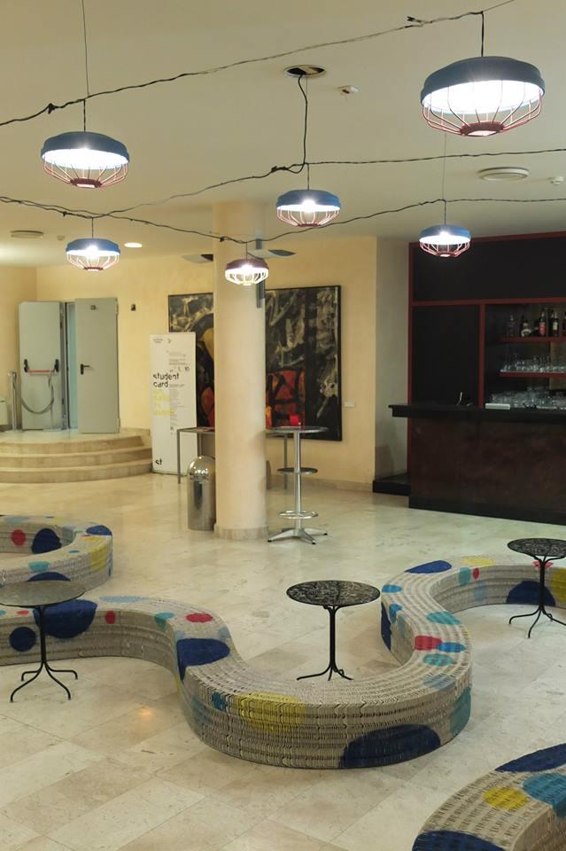 Allestimento design - Teatro Cagliari 5